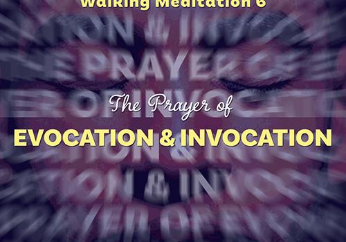 Walking Meditation 6 non lay down