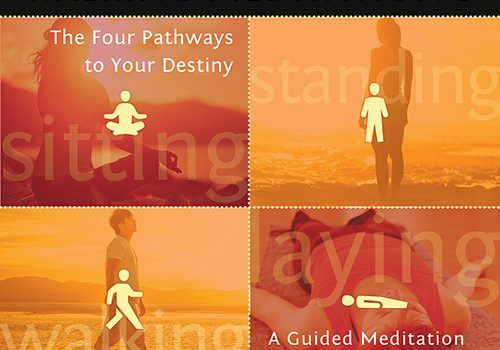 Walking Meditation 3- The Four Pathways to Your Destiny